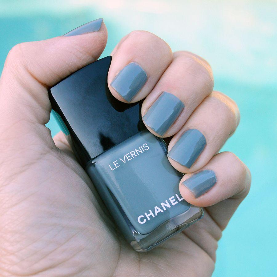 Chanel nail polish Act II for spring 2017 | Chanel nails, Nail ...