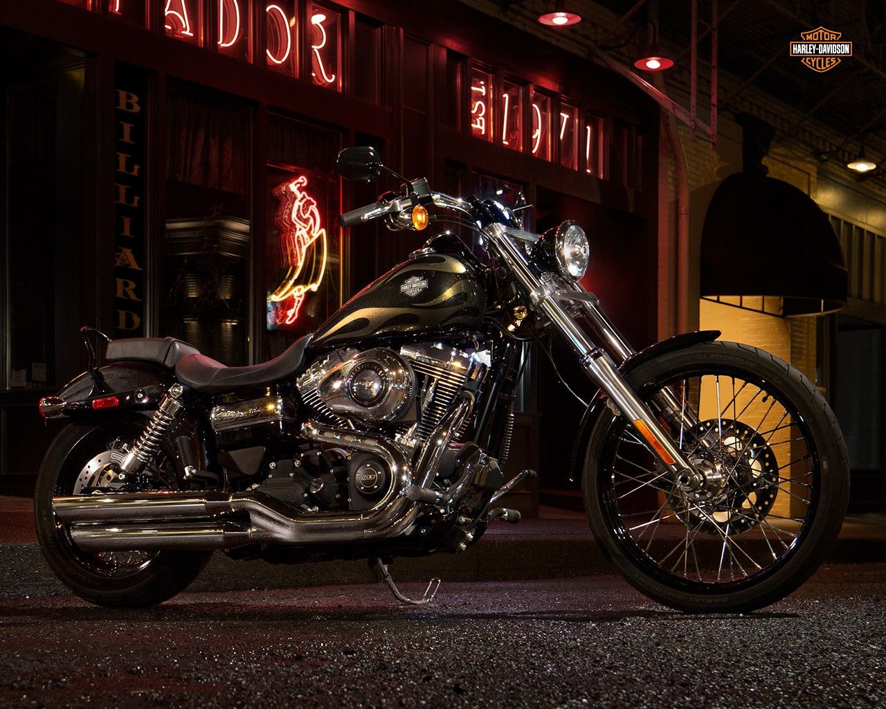 Harley Davidson Wide Glide 2015 Learn To Ride A Motorcycle
