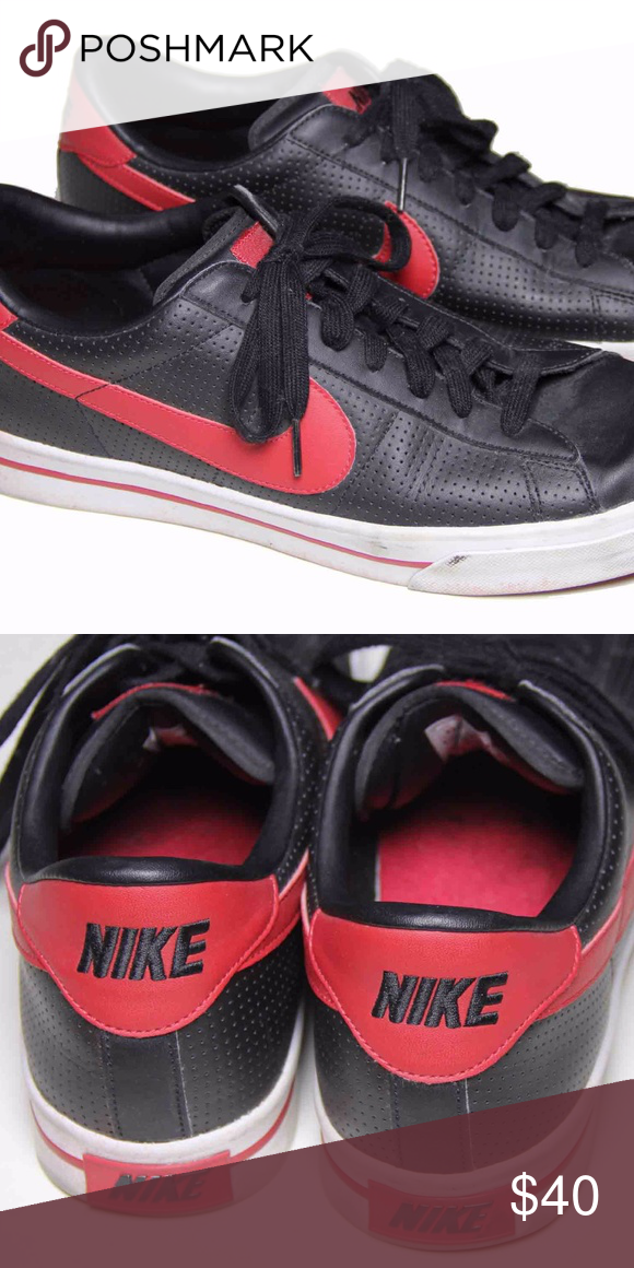 Mens Nike BRS Leather Sneakers Shoes