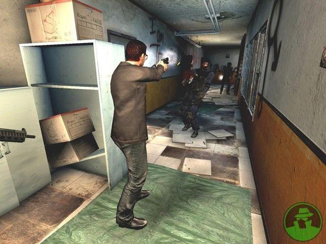 Swat 4 PC Game Screenshot