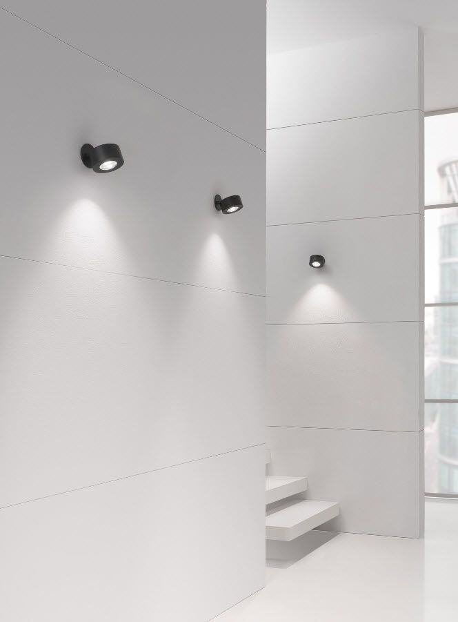 Awesome Recessed Spotlight / Wall Mounted / Ceiling Mounted / Indoor   MIND LED:  FAVILLA By Manuel Vivian   AXO Light