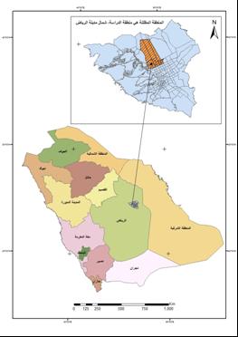 الجغرافيا دراسات و أبحاث جغرافية التحليل المكاني للمناطق المهددة بالسيول في شمالي م Geography Map Blog