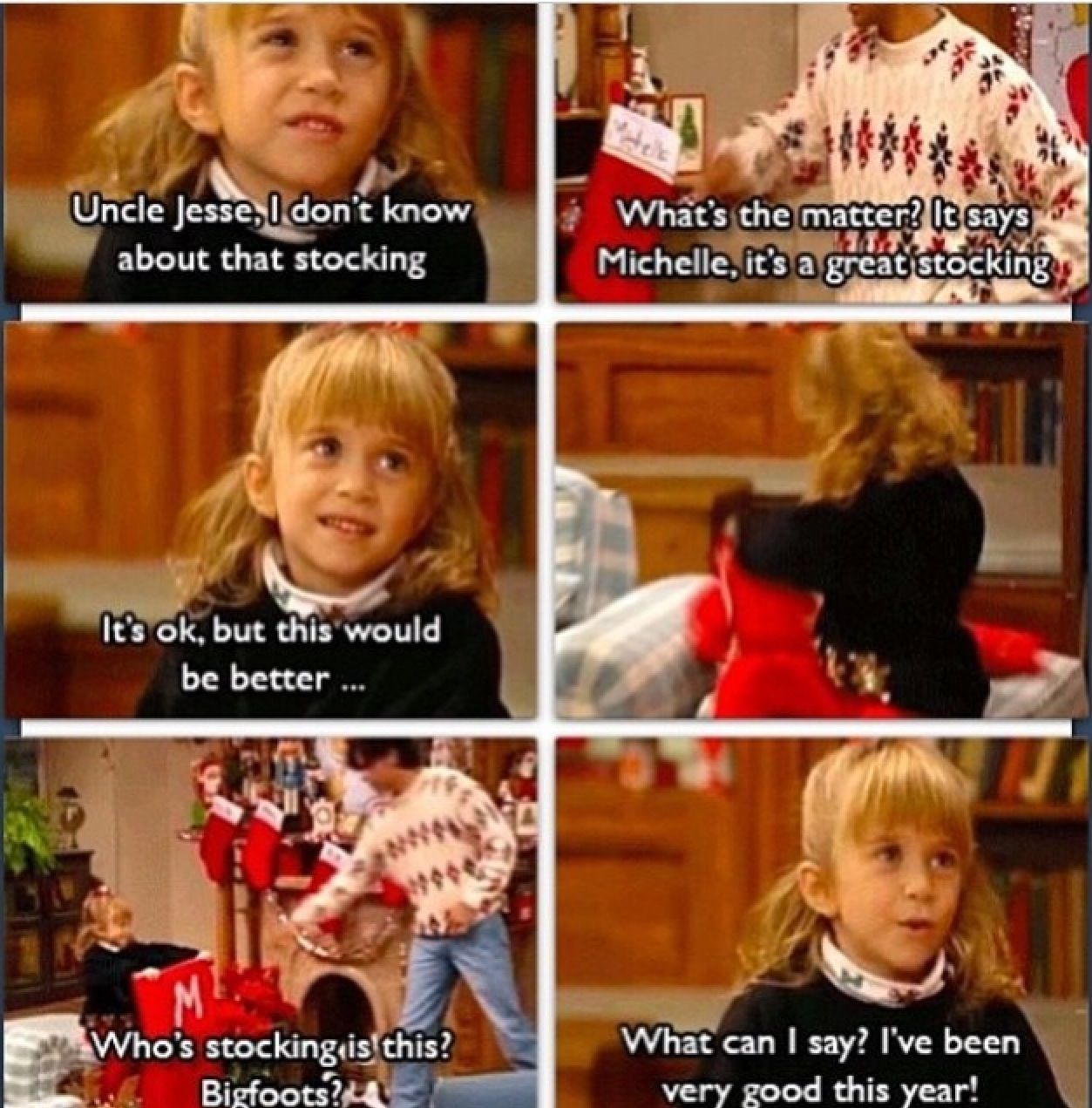 Pin By Lori Gaither On M3m3s Full House Funny Full House Full House Memes
