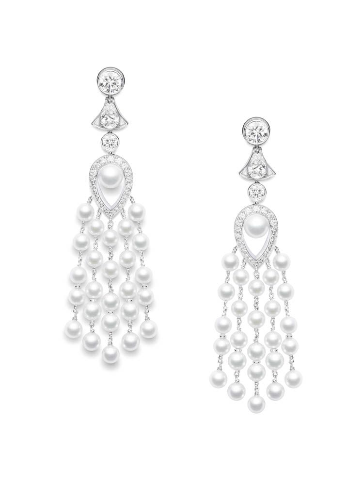 pin simply drop chic shape earrings pearls and bridal tear crystal pear white pearl shaped large