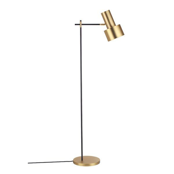 Beacon Brass Floor Lamp Lighting Article Modern Mid Century