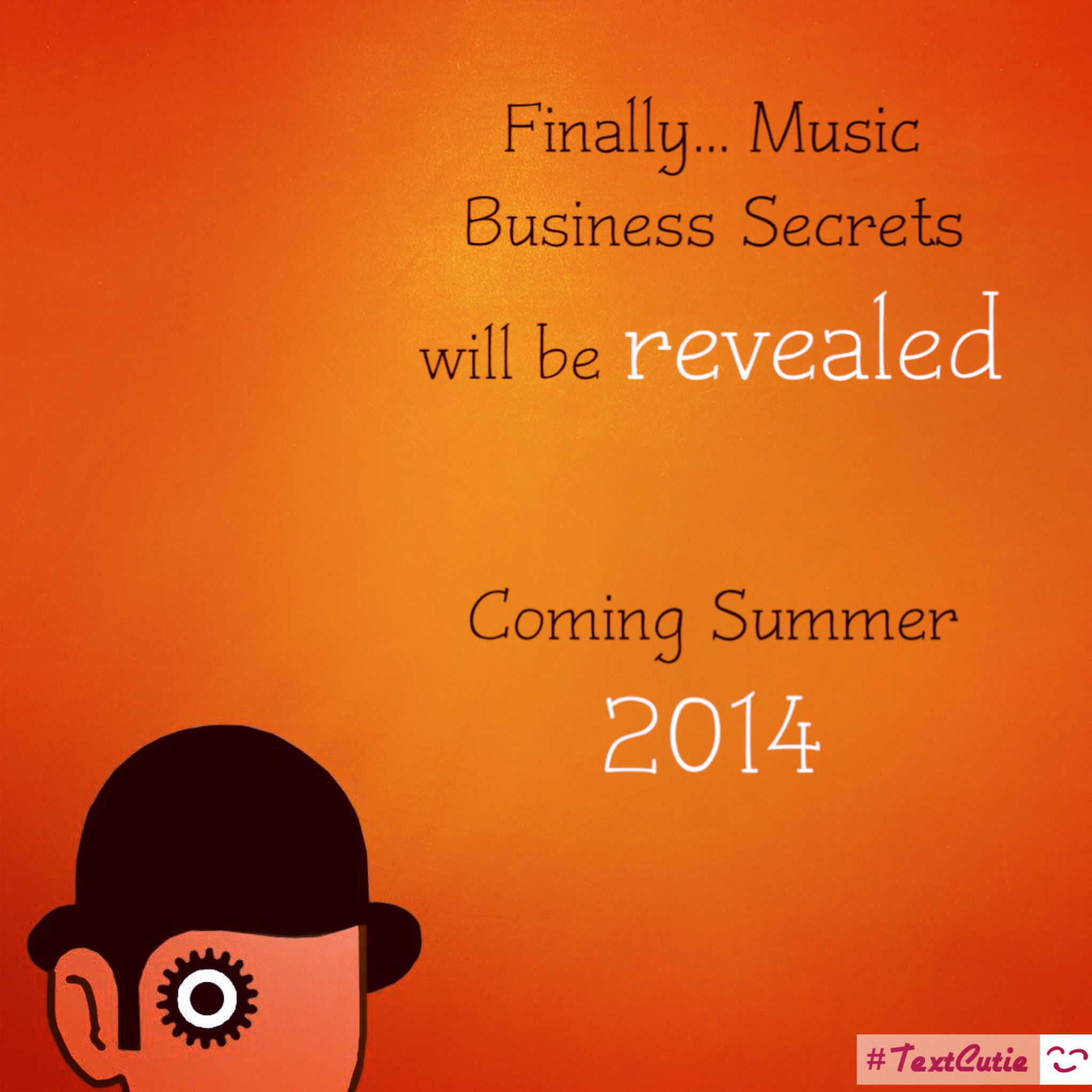 #musicbusiness #book #summer2014