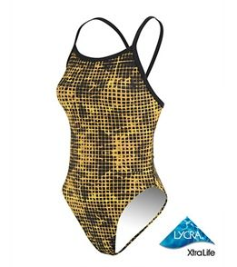 Sporti Electricity Thin Strap Swimsuit