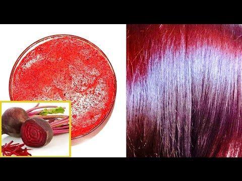 Dogal Sac Boyasi Pancar Hind Cevizi Yagi Kina Kahve Beetroot Hair