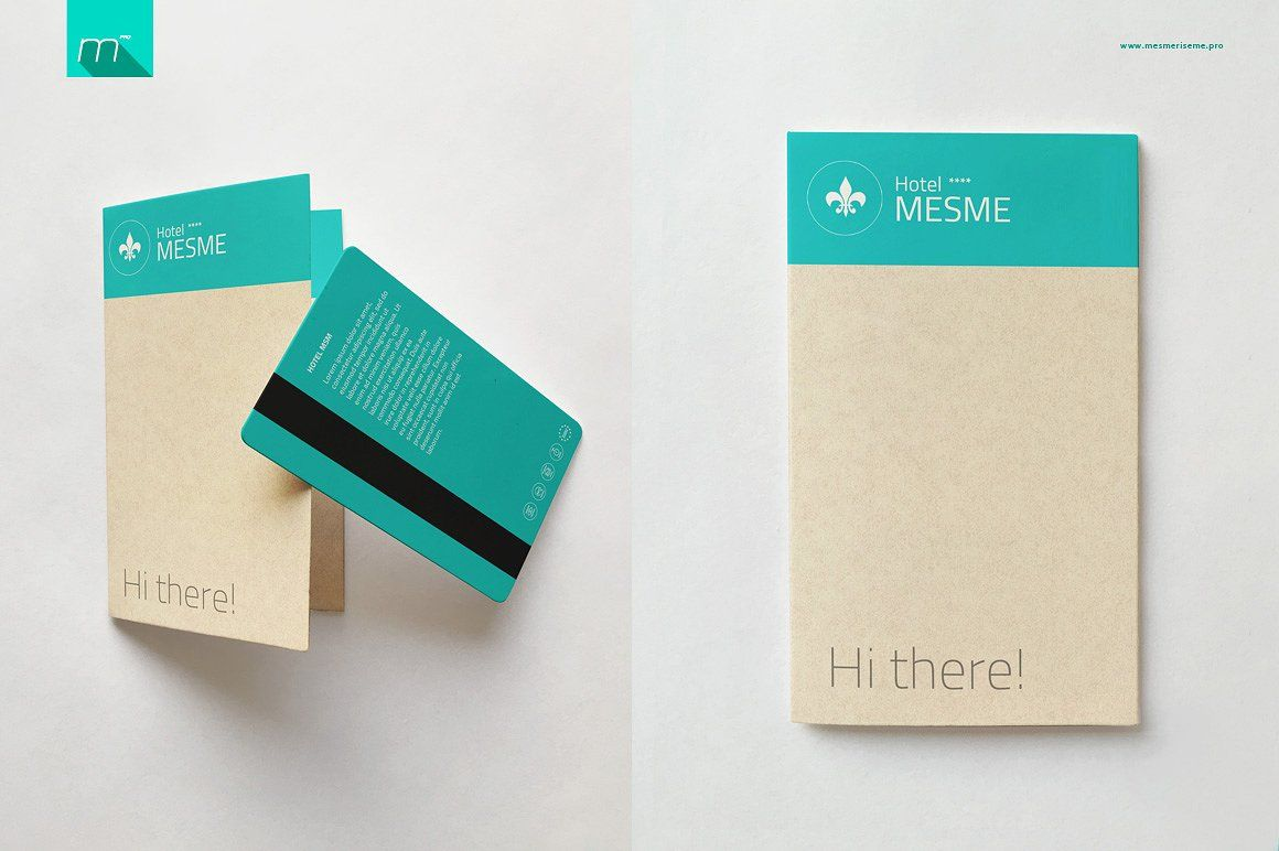 Hotel Key Card Holder Mock Up With Images Hotel Key Cards Key