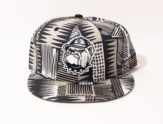 finest selection 07cca 305ca ... coupon code for lab series georgetown hoyas og kente 59fifty fitted cap  by new era x