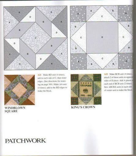 d600e674a83e6c0d1abc31a8dc862168 - Better Homes And Gardens Triangle Quilt