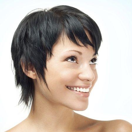 Frisuren fur dickes kraftiges haar