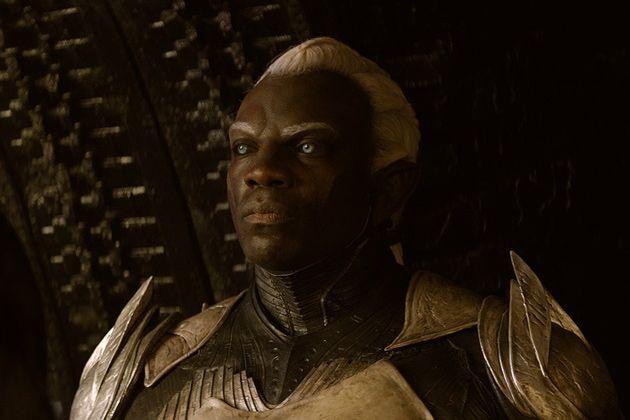 Algrim the Kurse from Thor 2: The Dark World | The dark world ...