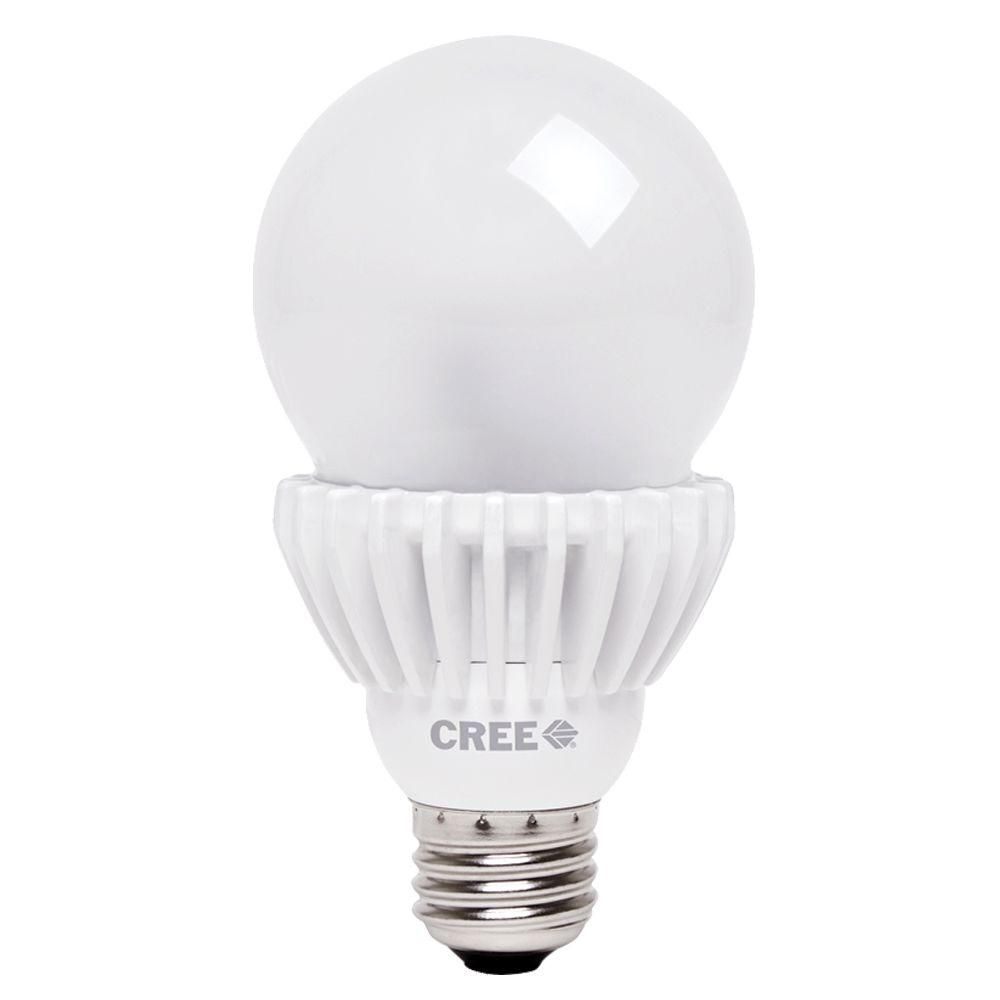 Cree 100w Equivalent Daylight 5000k A21 Dimmable Led Light Bulb Ba21 16050omf 12de26 1u100 Dimmable Led Lights Dimmable Led Led Lights