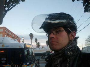 Lifehack Bike Rain Visor From A Soda Bottle Bike Visor Helmet