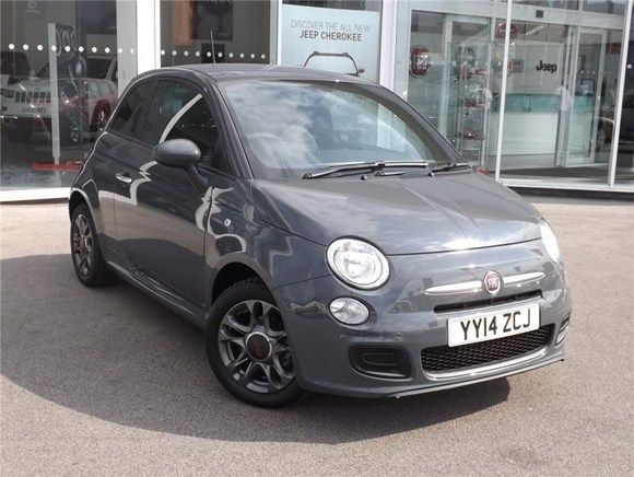 Fiat 500 1 2 S With Images Fiat 500 Fiat Cars Used Cars