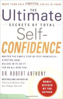 The power of self confidence book