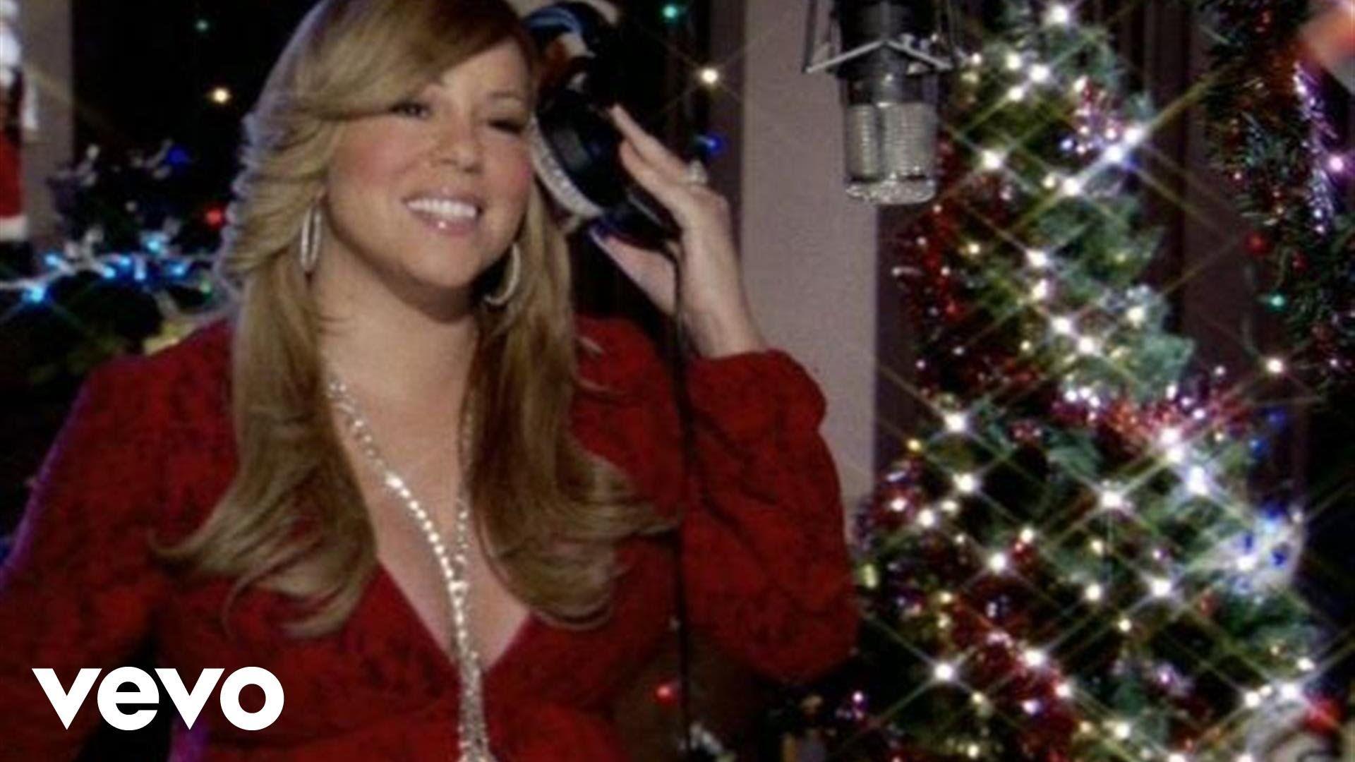 Mariah Carey O Come All Ye Faithful/Hallelujah Chorus ft