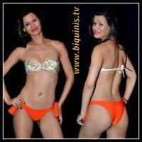 Biquíni Mulher de Areia com bojo Ref.13054 Tamanho Especial Busto M e calcinha P.
