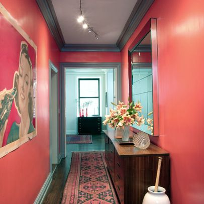 behr  quot cool lava quot    paint colors for the home grey navy coral bedroom coral and grey bedroom pinterest