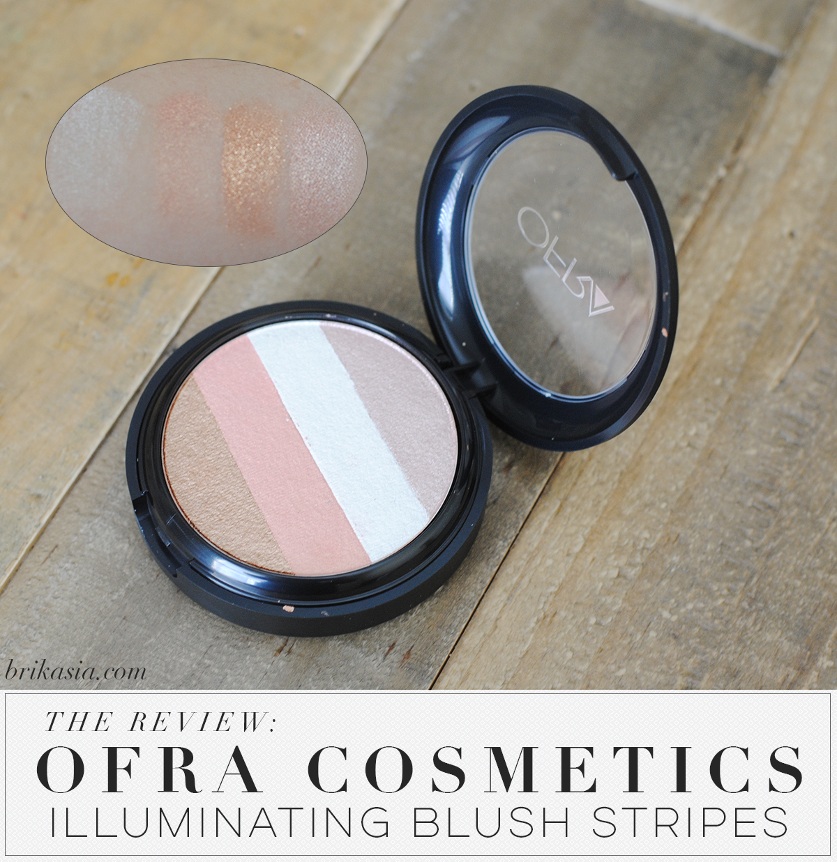 3D Pyramid Blush by ofra #22