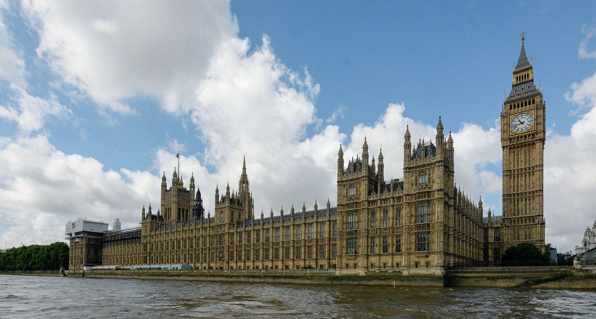 * Palácio de Westminster * Londres, Inglaterra.