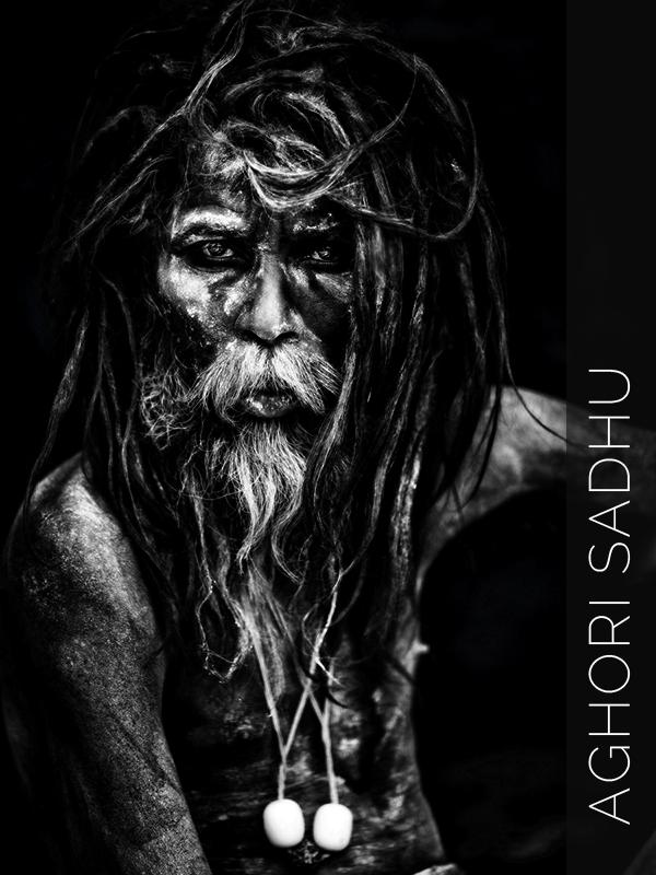 Aghori Sadhu In India   Best Photography   Hindu art, Shiva shakti