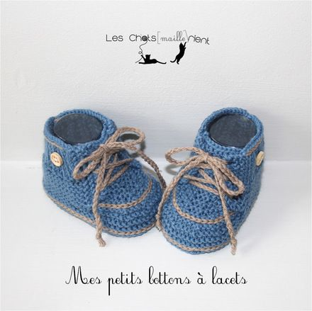 Baby CROCHET HANDMADE Chaussures Chaussons Tricot Premières Chaussures