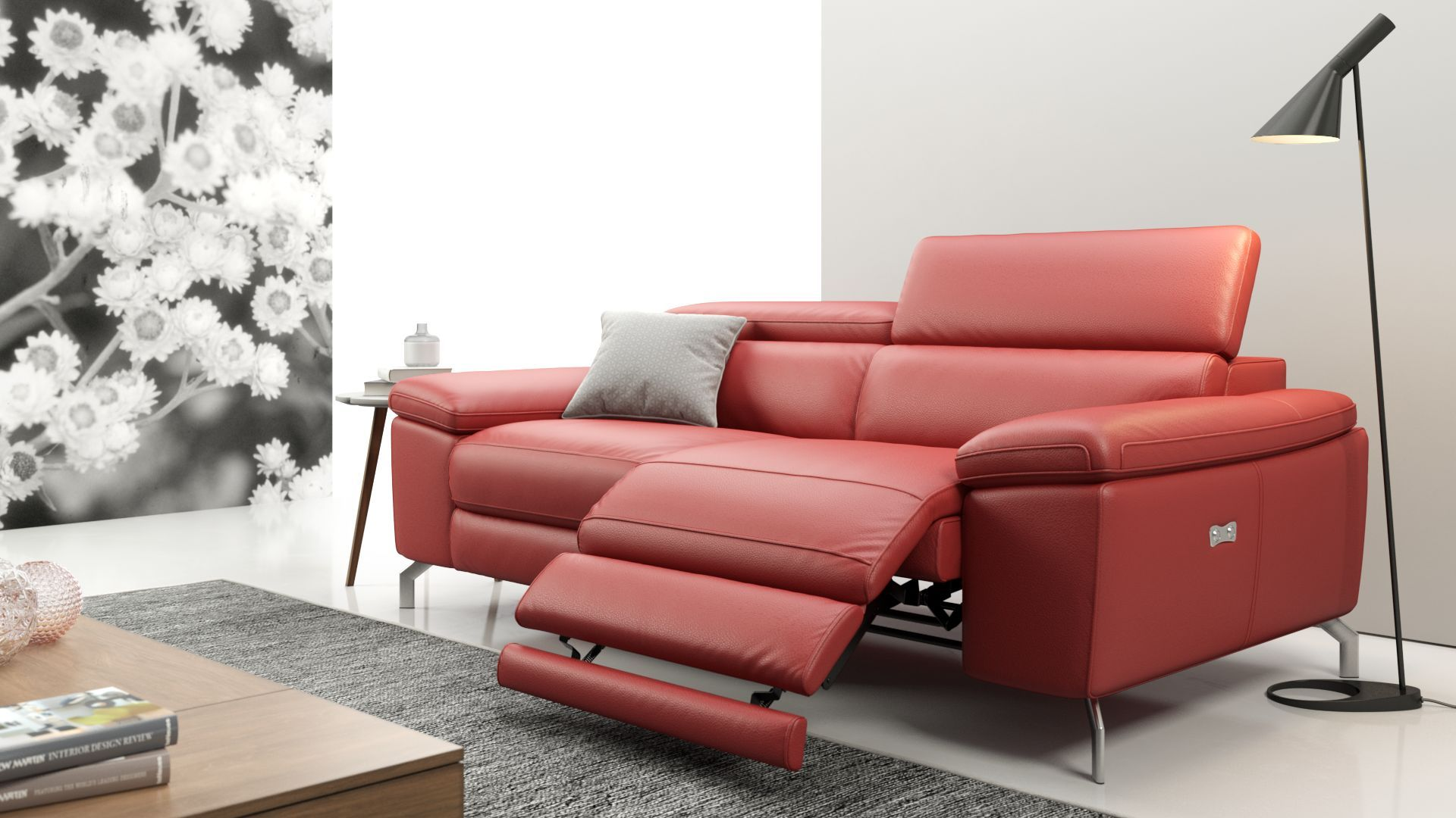 Sofa Mit Relaxfunktion 3 Sitzer 1540 Couchesandsofas Couchesundsofas Couchesunder300
