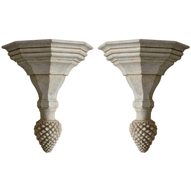 Charmant Decorative Wall Mounts | Decorative Wall Brackets XXX_8886_1307986658_1_1