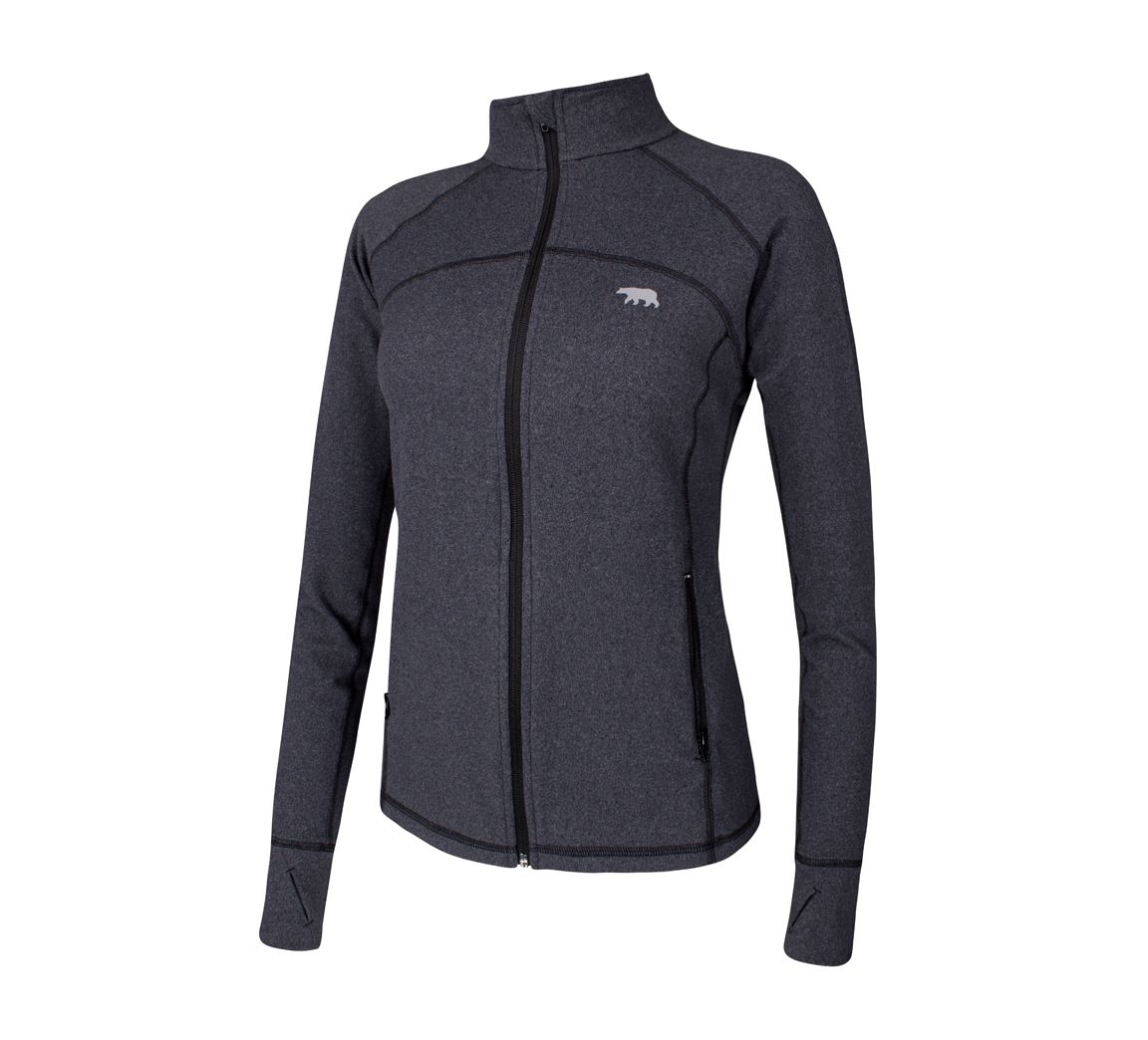 Running Bare Cardio Zip Jacket Zip jackets, Jackets, Gym