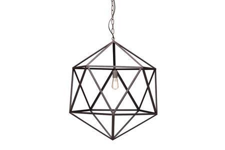 Amethyst ceiling lamp large 814 00 casa life