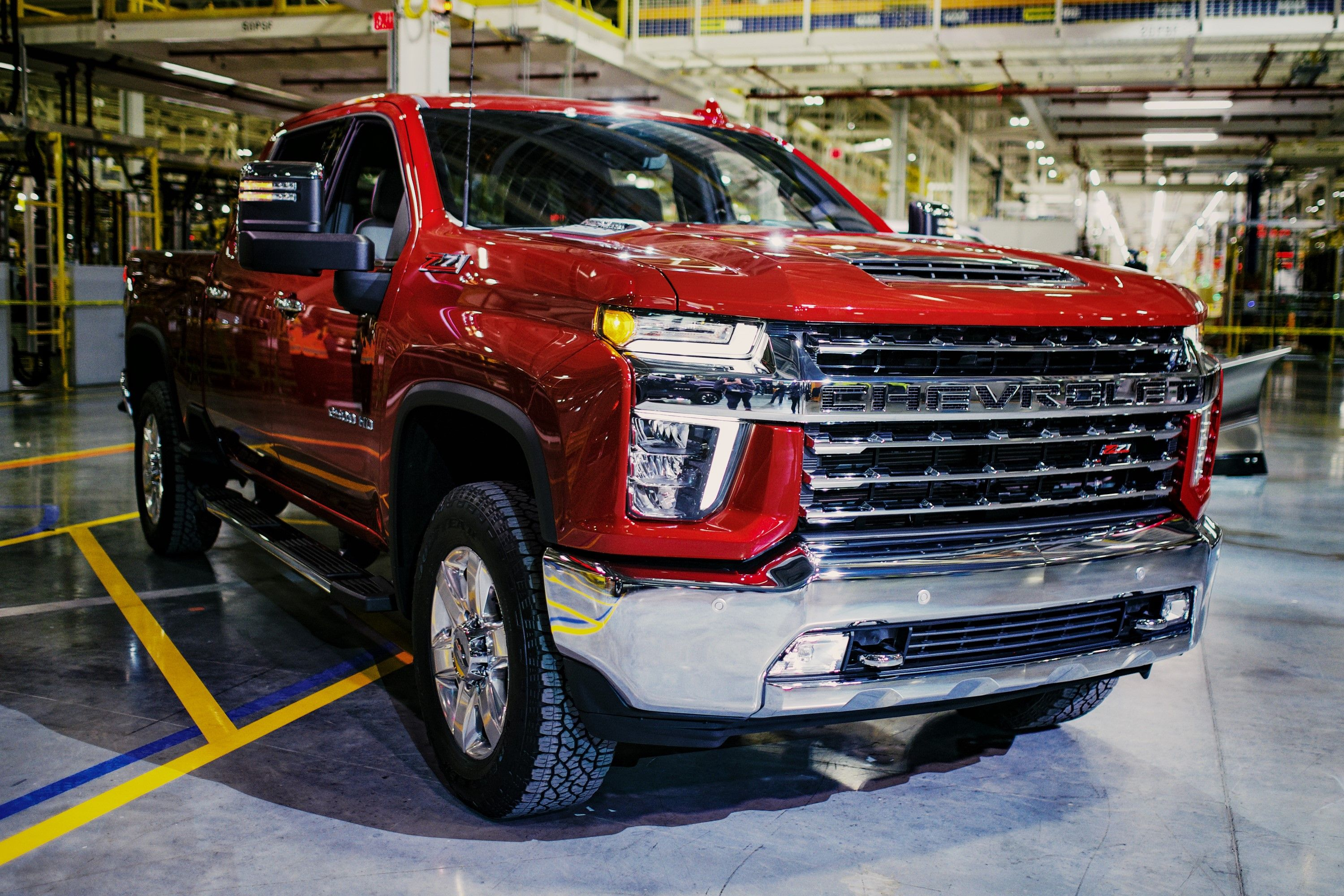 2020 Chevrolet Silverado 1500 Work Truck Towing Capacity Specs