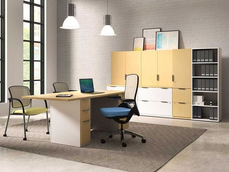 Modern Office Furniture Dubai With Executive Private Office