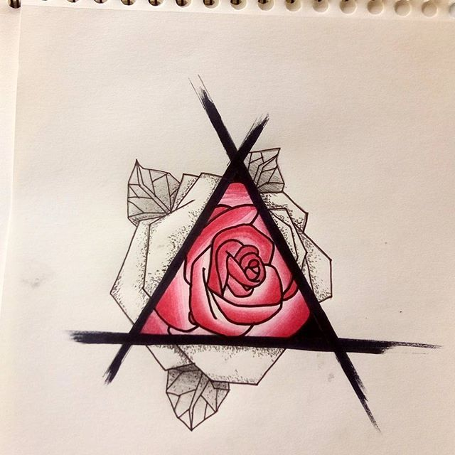 Loving this rose design by @greg_rdh using their Chameleon Pens! #chameleonpens #pen #marker #alcoholmarkers #markerpen #colour #color #colouring #coloring #rose #design #tattoo #tattoodesign #create