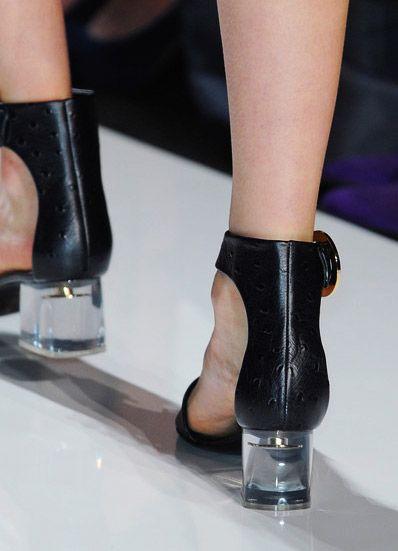 Cinderella Story  Transparent Shoes Heels#Trendfor Spring Summer 2013  Michael Kors Spring Summer 2013  #shoes