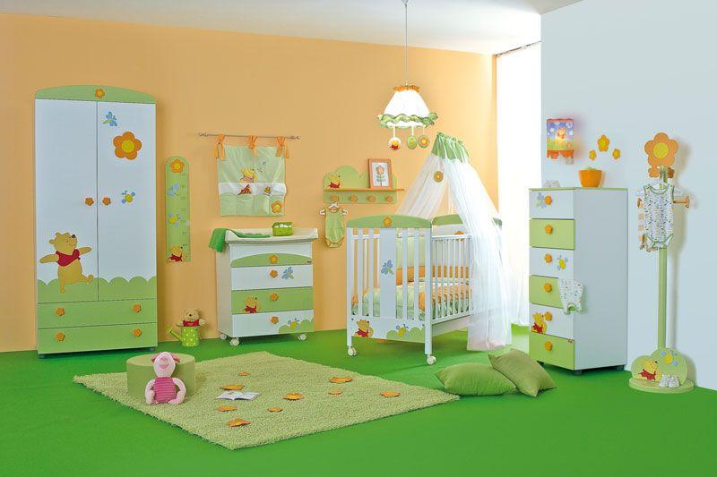 Soba za bebe | Uređenje doma | relja | Pinterest | Pink gray ...