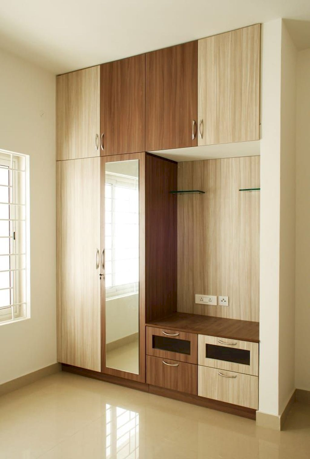 The Advantages Of Wardrobe Closet Furnishings With Images Bedroom Cupboard Designs
