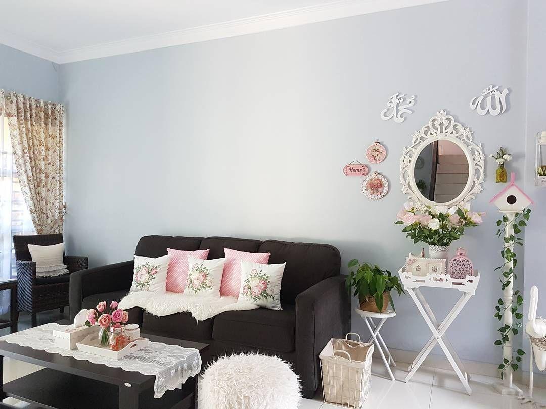 Desain Interior Ruang Tamu Minimalis  Yang Islami Ruang