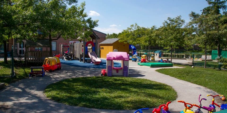 Eden Daycare Toddler Playground image toddler playground - daycare resume