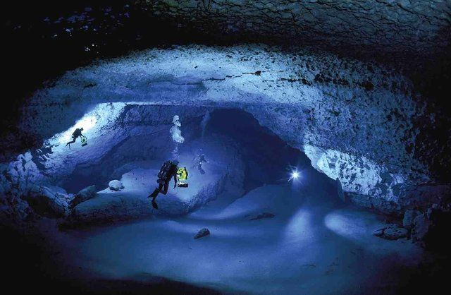 Diepolder Cave, Florida
