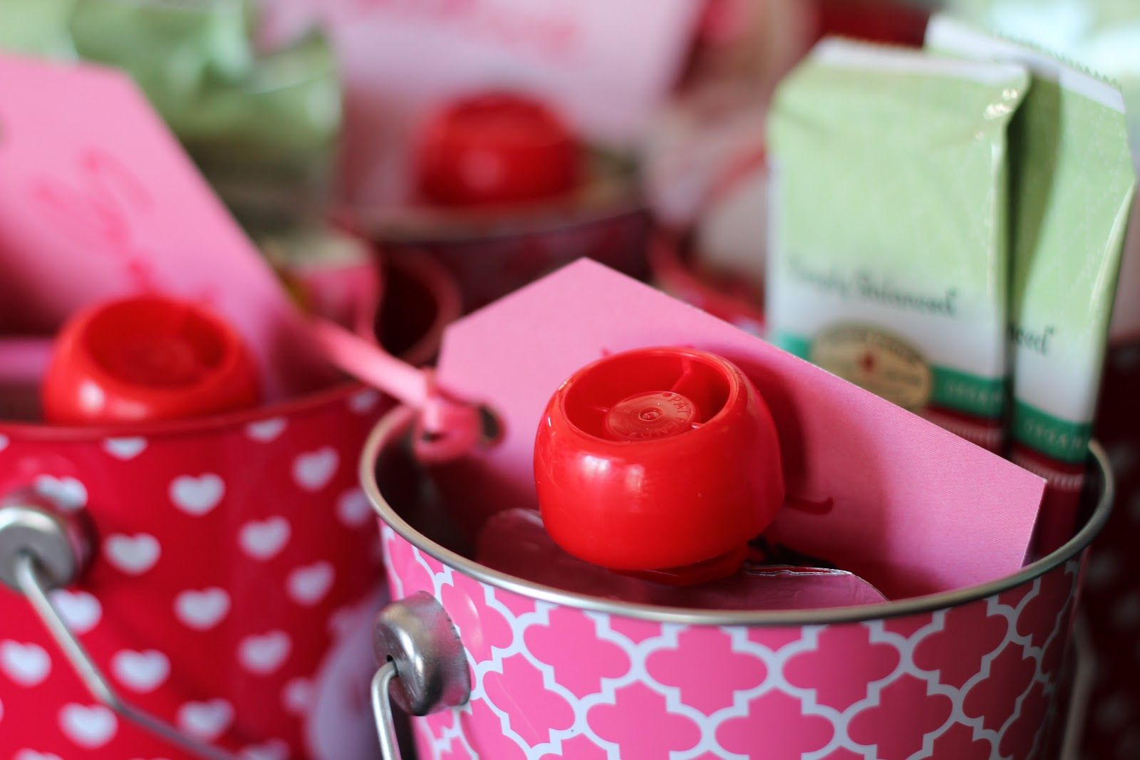 Buckets for candy party favor target 1 section