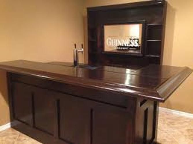 Diy Basement Bar Plans. 34 Awesome Basement Bar Ideas And How To Make It  With