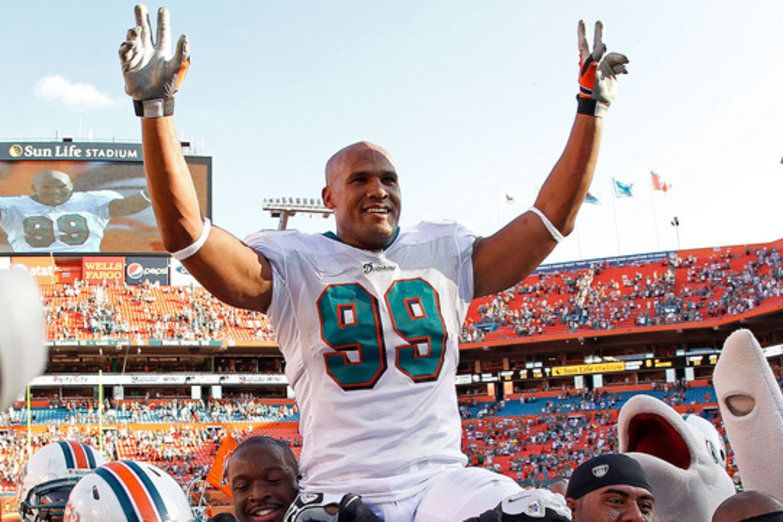 Dolphins bullying-scandal is 'overblown' according to Jason Taylor - The Phinsider