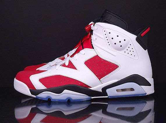 air jordan 6 carmine for sale