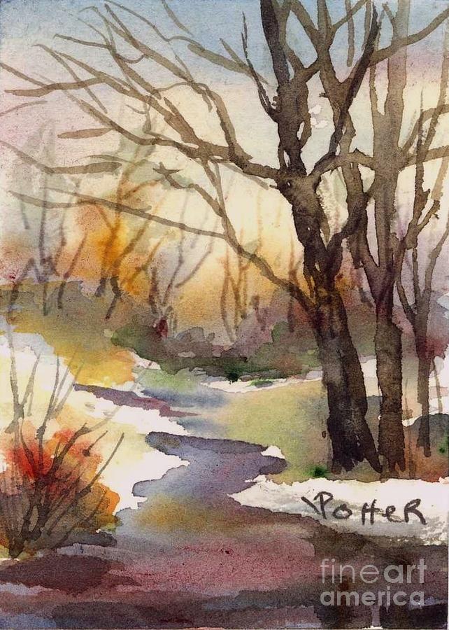 Virginia Potter: Artist Website