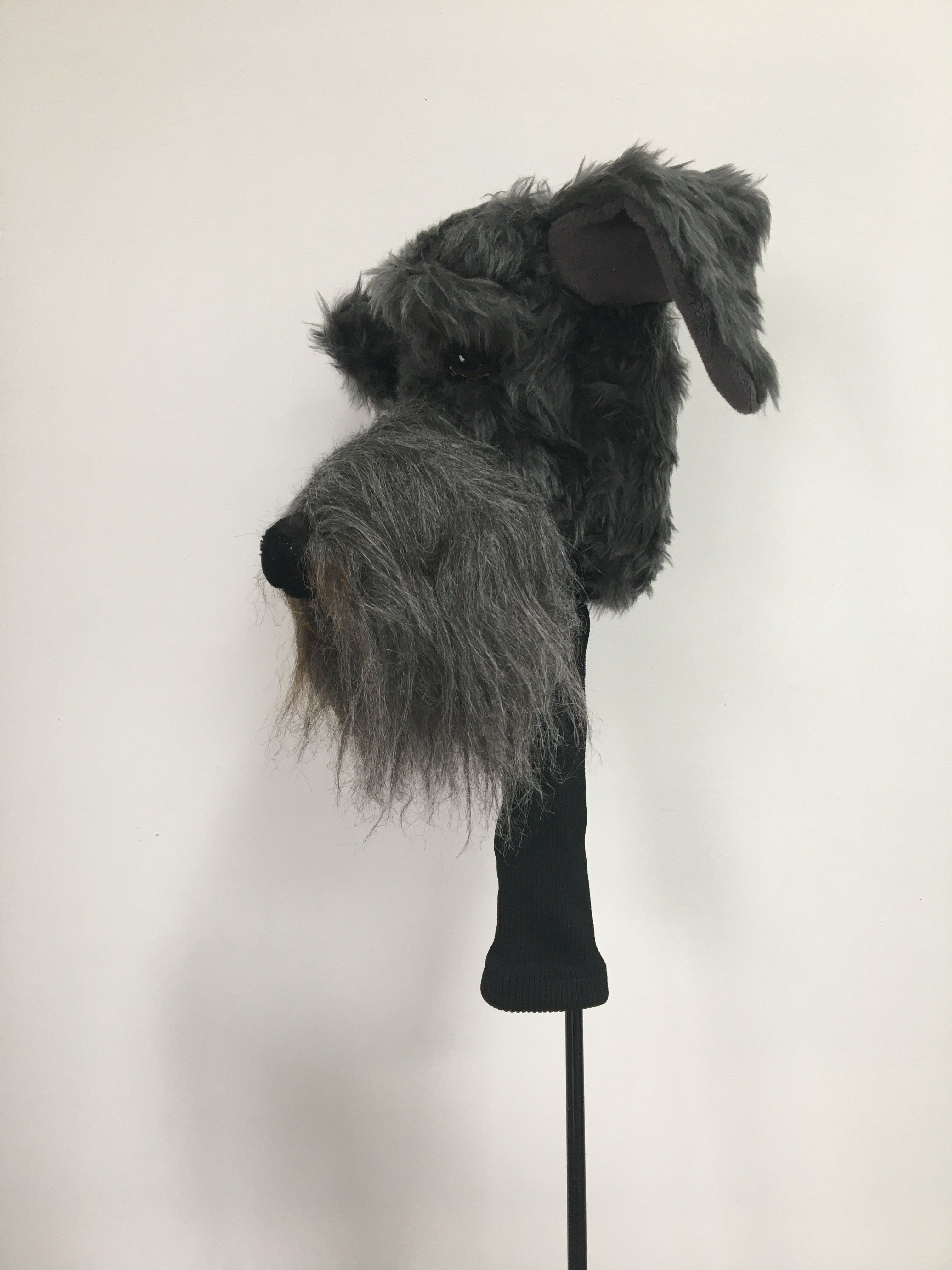 Custom made headcover based on pictures of your dog in