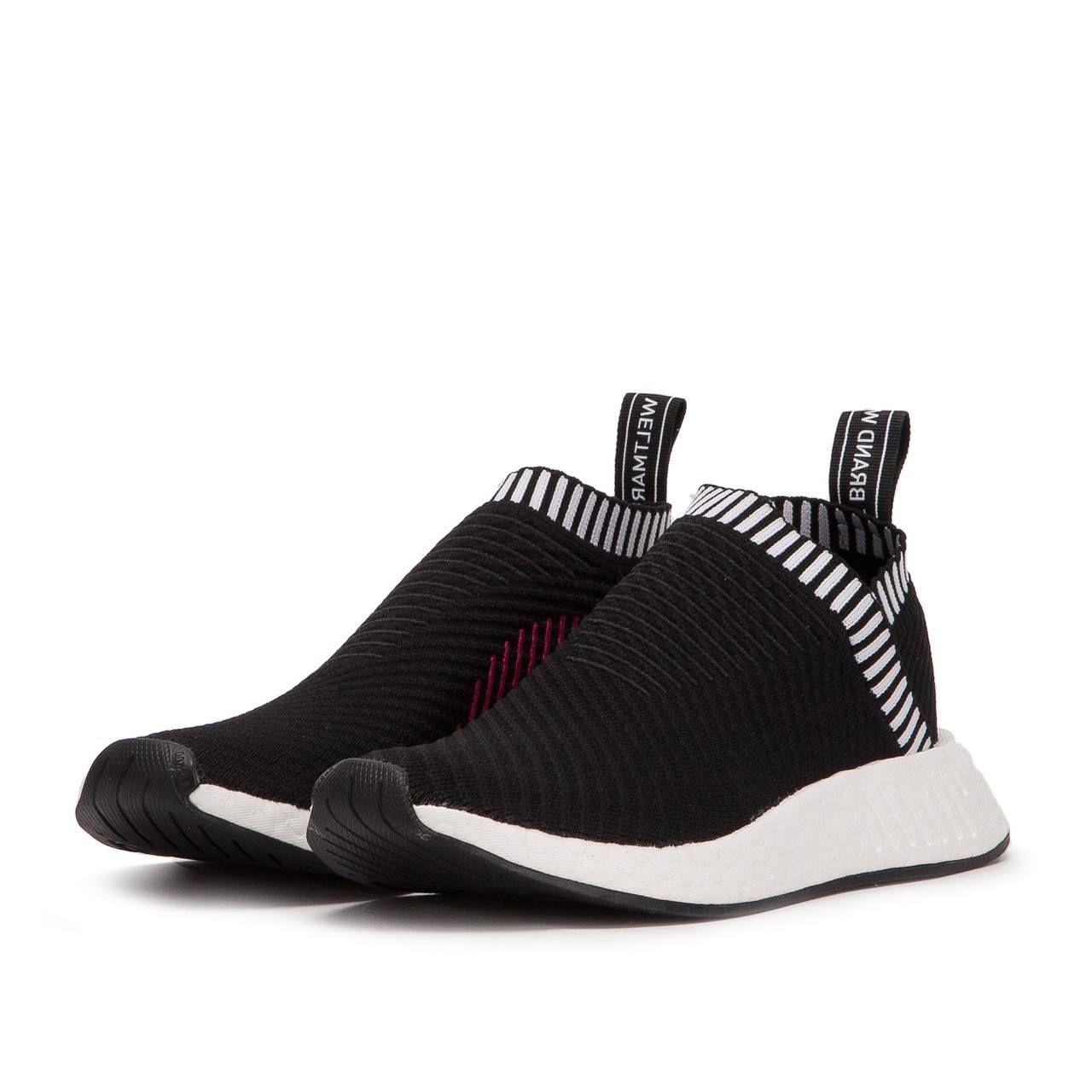 varje gång Messas upp svänga  Adidas Nmd Mens CS2 City Sock PK Black Pink 8019753-089   Adidas ...