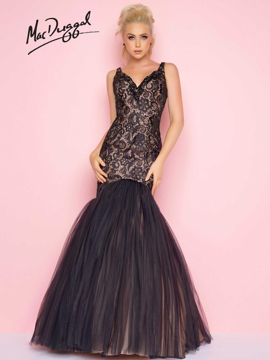 65800L | Flash by Mac Duggal - Spring 2017 | Pinterest