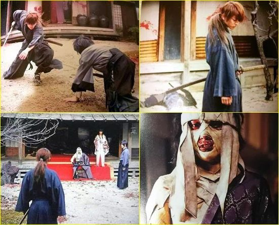 Set for respective releases in August and September, Rurouni Kenshin: Kyoto Taika-hen (Rurouni Kenshin: The Great Kyoto Fire) and Rurouni Ke...